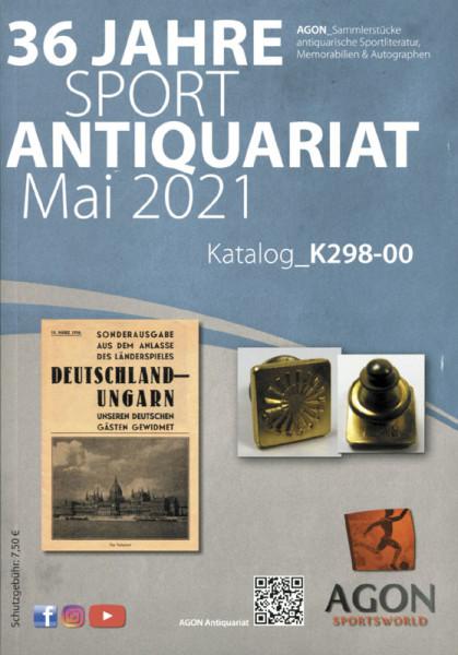 Sammlerstücke: Antiquariatskatalog Frühjahr 2021