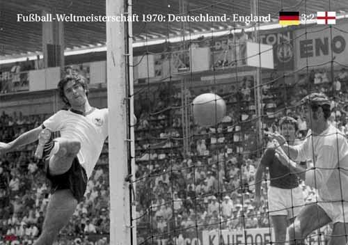 Germany-England 1970