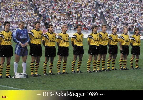 DFB-Pokalsieger 1989