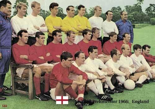 Fußball-Weltmeister 1966