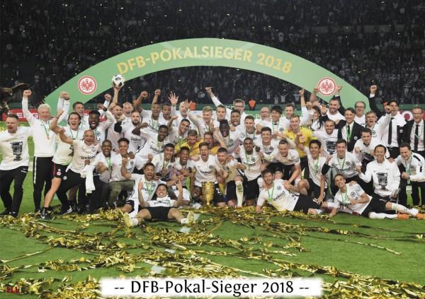 German Cup Winner 2018