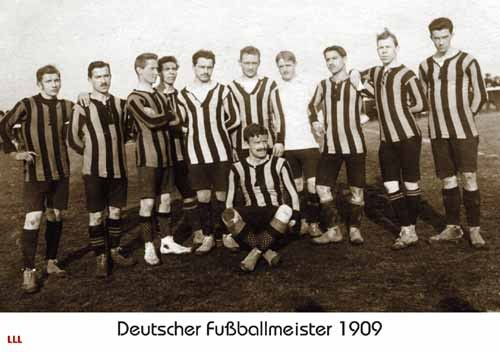 German Champion 1909