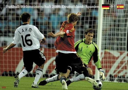 Germany-Spain 2008