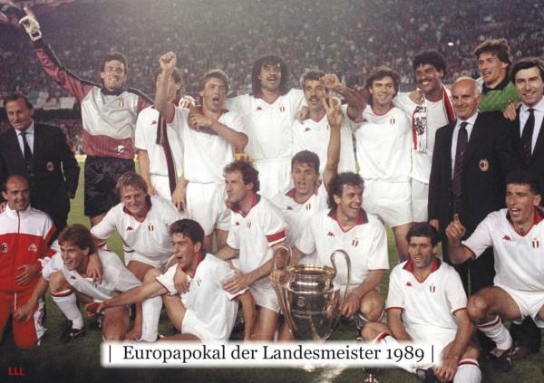 Champions League 1989