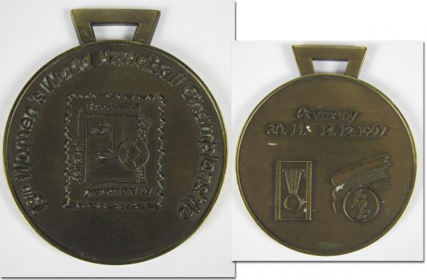 Handball World Championships 1997. Winner's Medal