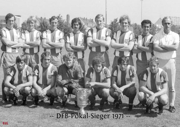 DFB-Pokalsieger 1971