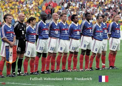 Fußball-Weltmeister 1998