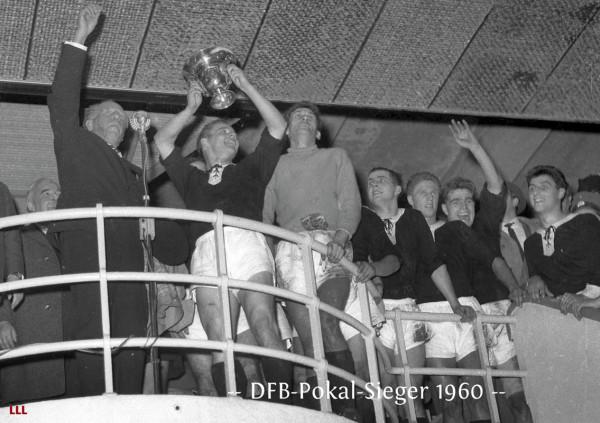 German Cup Winner 1960