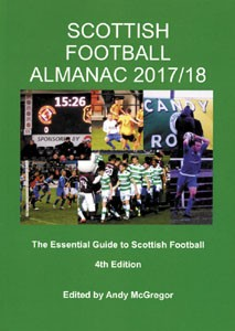 Scottish Football Almanac 2017/18