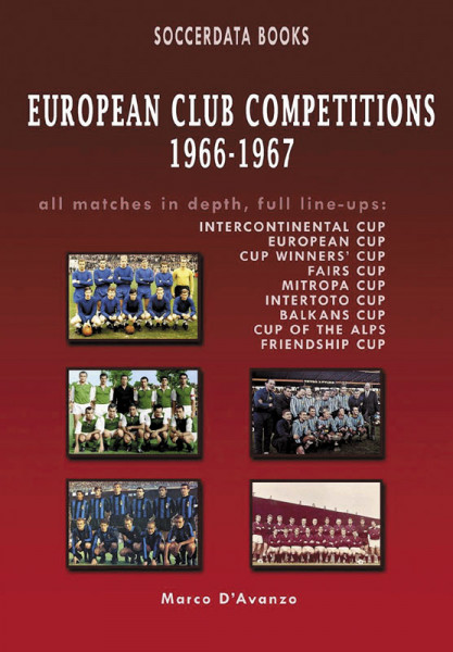 European Club Competitions 1966-1967