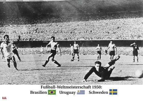 Hungary-Brasil 1950