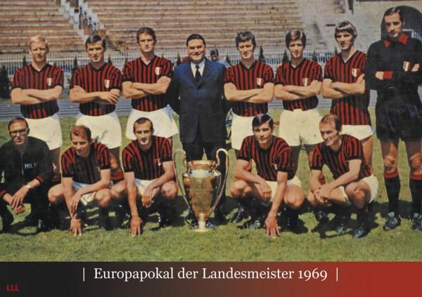 Champions League 1969