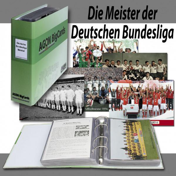 Deutschlands Bundesliga-Meister