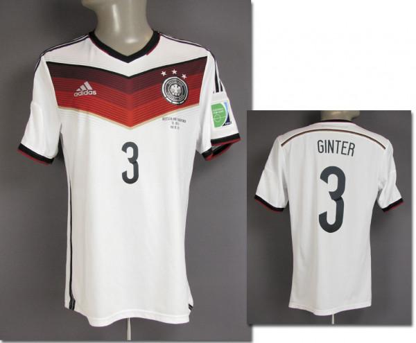 Matthias Ginter, WM 2014, DFB - Trikot 2014 WM