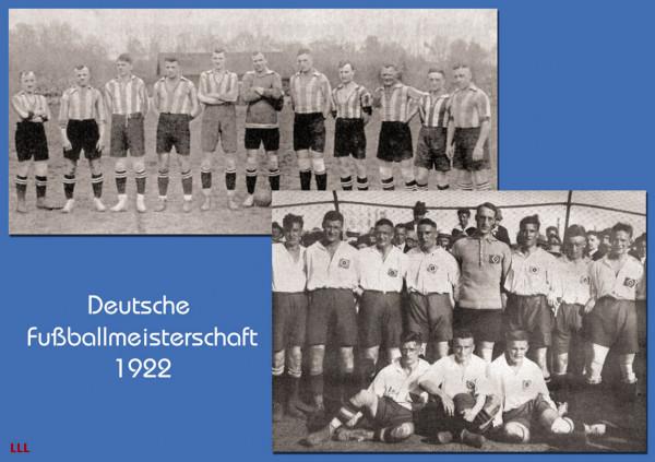Championship 1922