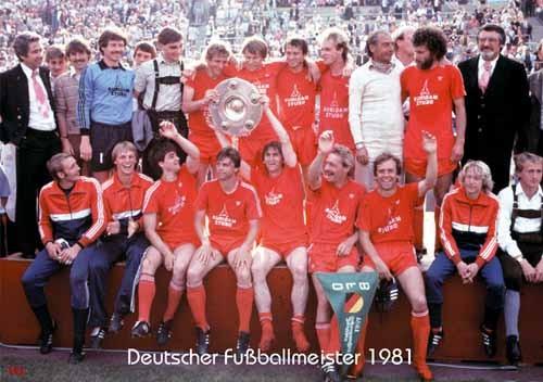 Deutscher Meister 1981