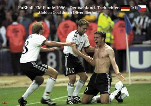 Golden Goal EM 1996