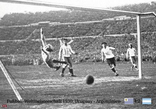 Hungary-Argentina 1930