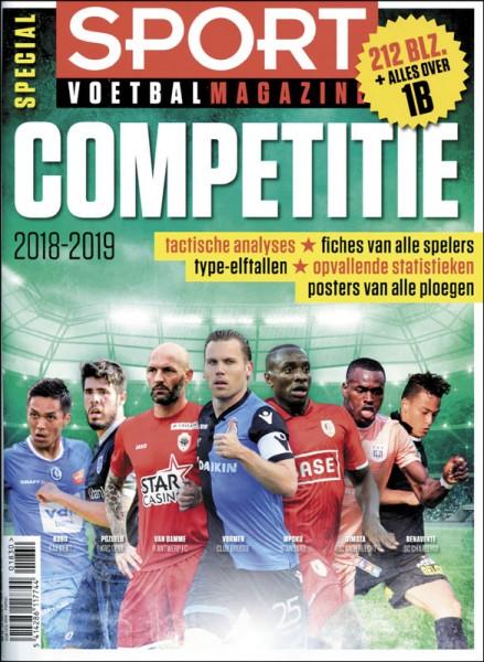 Belgium Player's Guide 2018/19