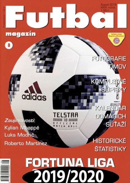 Futbal Magazin 2019/2020