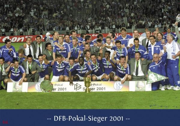 DFB-Pokalsieger 2001