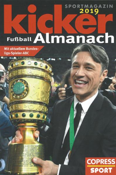 Kicker Football Almanac 2019.