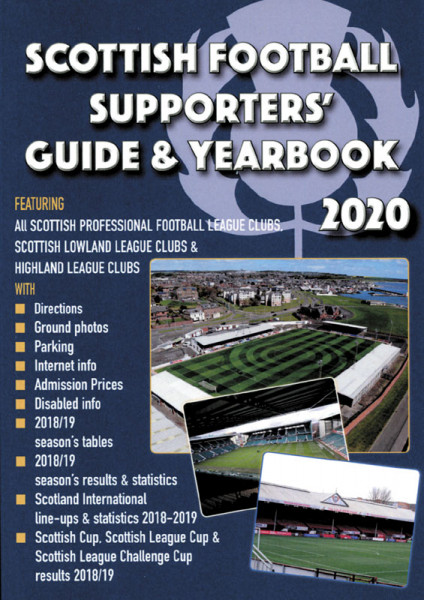 Scottish Football Supporters' Guide & Yearbook 2020