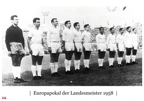 Champions League 1958