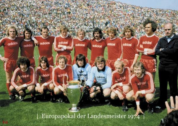 Champions League 1974