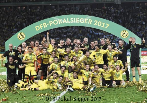 German Cup Winner 2017