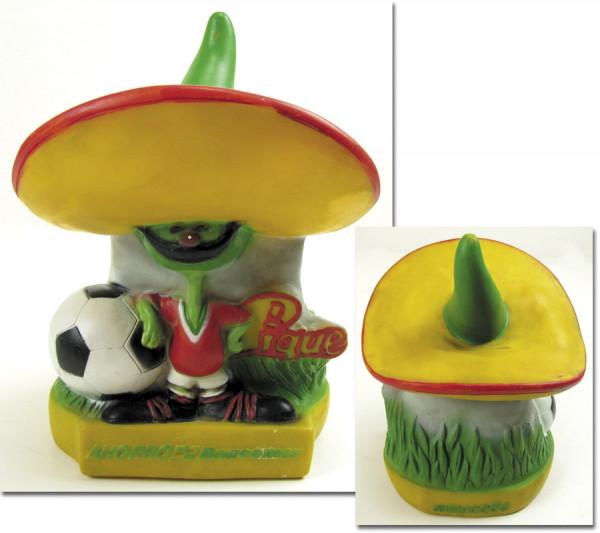 World Cup 1986. Official mascott Pique