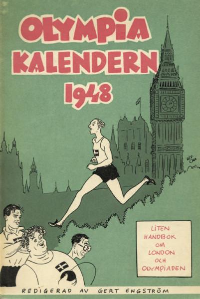 Olympia Kalendern 1948.
