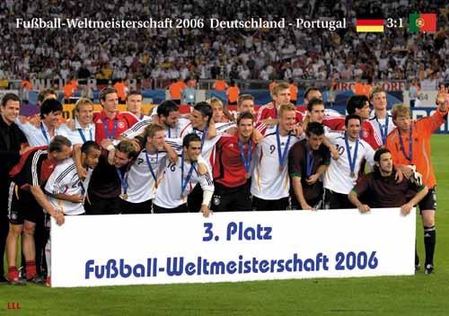 Deutschland 3. Platz WM 2006