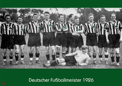 German Champion 1926