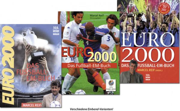 Euro 2000 - Das Fußball-EM-Buch