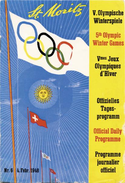 Offizielles Tagesprogramm 48 6, Programm OWS1948 - 6