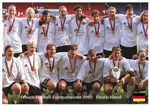 Women Euro Cup 1997