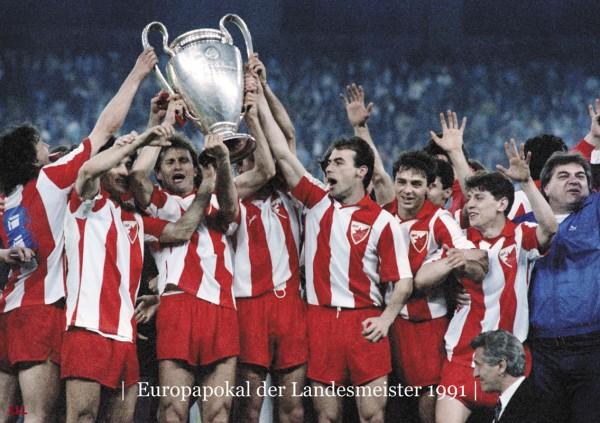 Champions League 1991