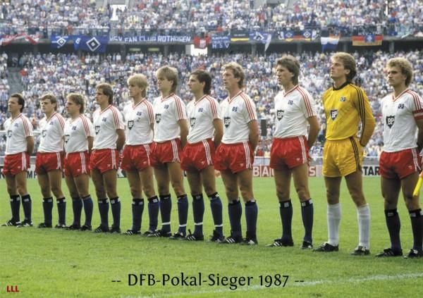 DFB-Pokalsieger 1987