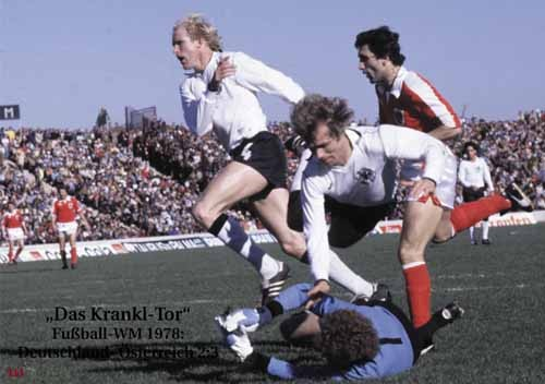 """Goal of Krankl"" World Cup 1978"