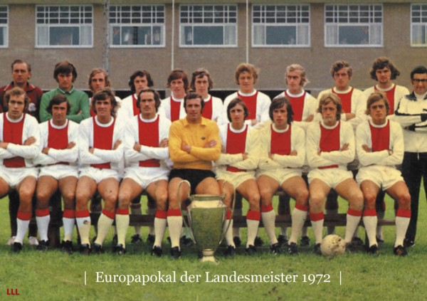 Champions League 1972