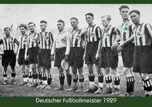German Champion 1929